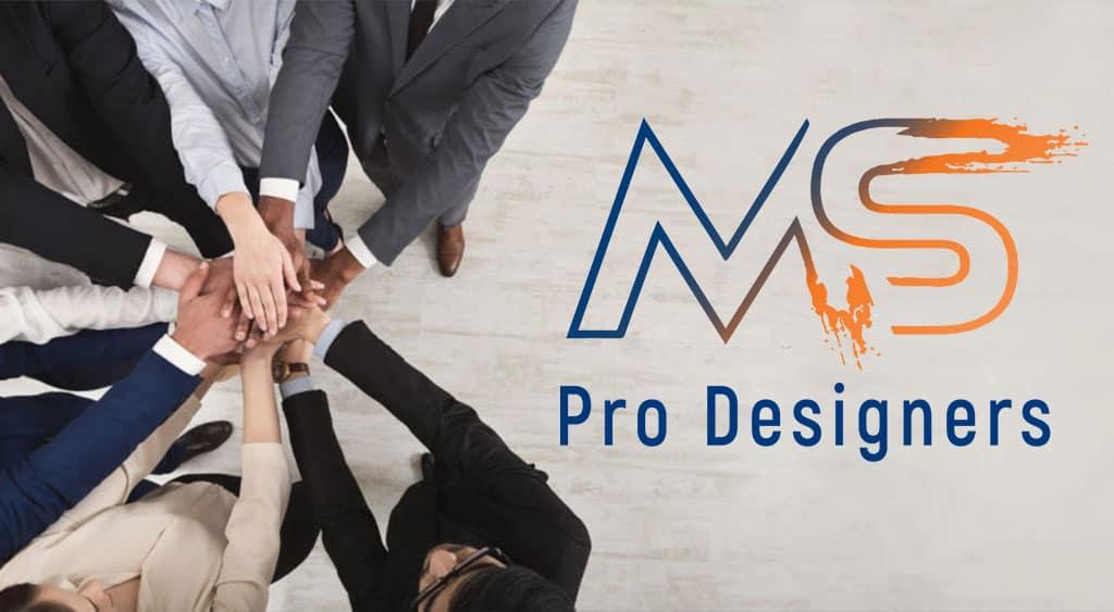 team work in MS Pro Designers